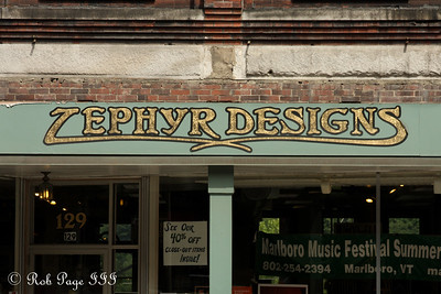Zephyr Designs - Brattleboro, VT ... August 8, 2009 ... Photo by Rob Page III