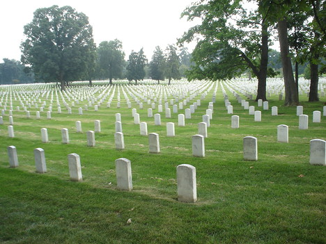 Arlington National Cemetery, Arlington VA - USA