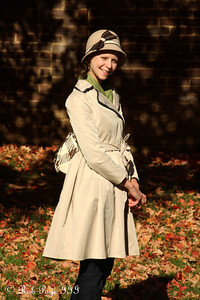 Emily on a beautiful fall day - Alexandria, VA ... November 5, 2011 ... Photo by Rob Page III