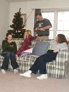 Christmas morning - Richmond, VA ... December 25, 2005 ... Photo by Rob Page III