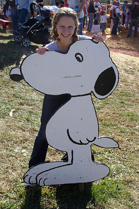 Do the Snoopy Dance!!! - Centreville, VA ... October 15, 2006 ... Photo by Rob Page III