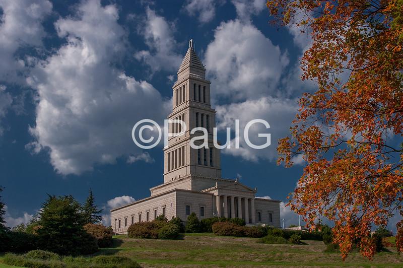 George Washington Masonic Temple