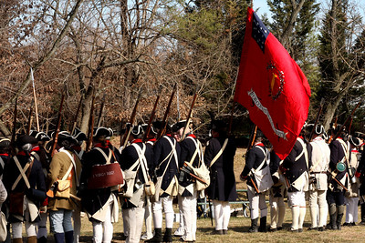 On the battlefield - Alexandria, VA ... February 15, 2009 ... Photo by Rob Page III