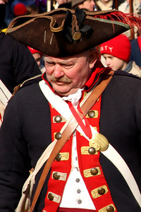 One of the grisly soldiers - Alexandria, VA ... February 15, 2009 ... Photo by Rob Page III