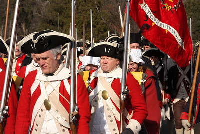 Here come the troops - Alexandria, VA ... February 15, 2009 ... Photo by Rob Page III