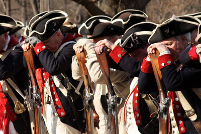 Saying a prayer for those lost in battle - Alexandria, VA ... February 15, 2009 ... Photo by Rob Page III