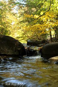 A small creek in rural Virginia -  Shenandoah NP, VA ... September 24, 2010 ... Photo by Rob Page III