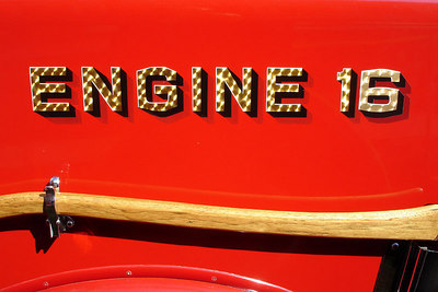 Engine No 16 - Millwood, VA ... October 21, 2006 ... Photo by Rob Page III