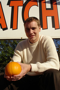 Hanging out at the pumpkin patch - Virginia ... October 28, 2007 ... Photo by Emily Conger