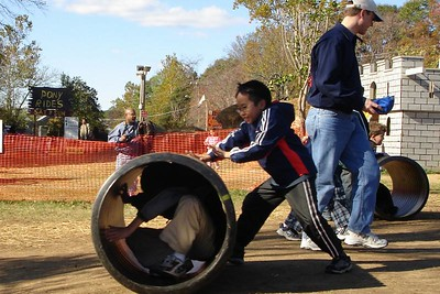 Having fun in the tubes - Virginia ... October 28, 2007 ... Photo by Rob Page III