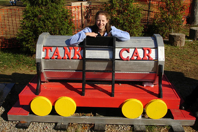 Playing with the toy trains - Virginia ... October 28, 2007 ... Photo by Rob Page III