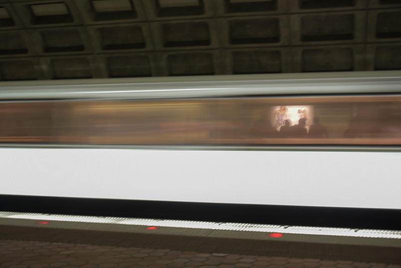 Metro Series #3, Washington, DC