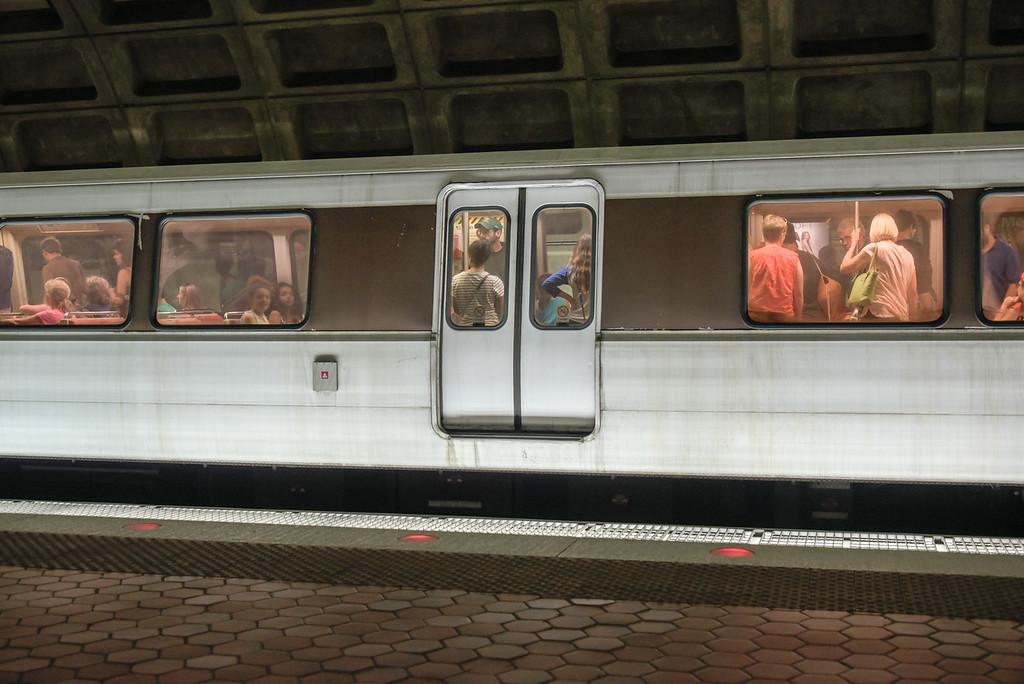 Metro Series #1, Washington, DC