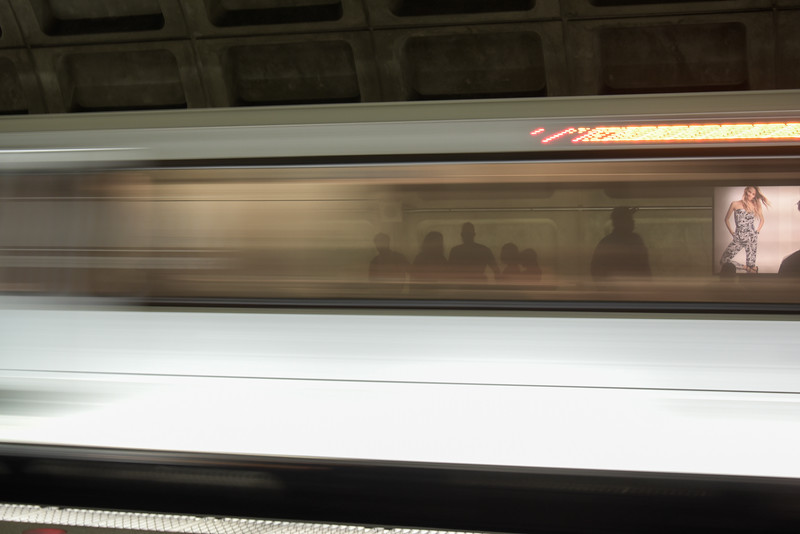 Metro Series #2, Washington, DC