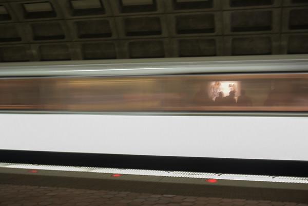 Metro Series #3, Washington, DC