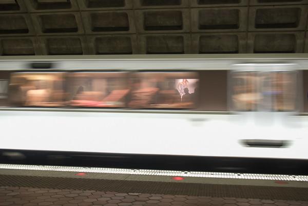 Metro Series #4, Washington, DC