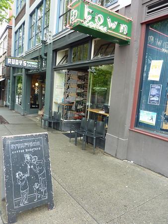 Stumptown Seattle