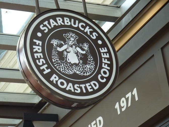 Starbucks Original Logo