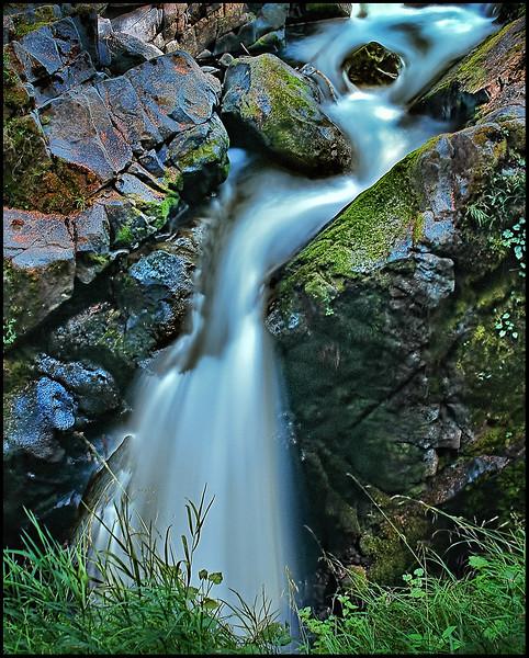 Sol Duc Falls, Olympic NP