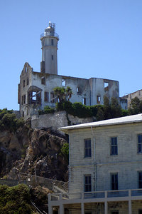 Alcatraz - San Francisco, CA ... July 31, 2006 ... Photo by Rob Page III