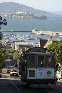 Icons of the city - San Francisco, CA ... July 31, 2006 ... Photo by Rob Page III