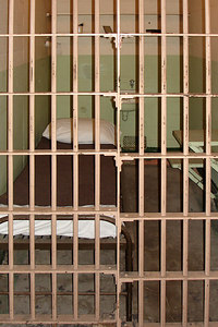 "One of the cells on ""Broadway"" - San Francisco, CA ... July 31, 2006 ... Photo by Rob Page III"