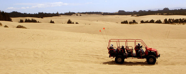 Oregon Sand Dunes National Recreation Area, OR ... July 29, 2006 ... Photo by Bob Page, Jr.