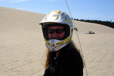Heather - Oregon Sand Dunes National Recreation Area, OR ... July 29, 2006 ... Photo by Bob Page, Jr.