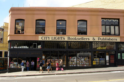 City Lights Bookstore - San Francisco, CA ... July 26, 2006 ... Photo by Rob Page III