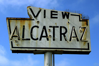 View Alcatraz - San Francisco, CA ... July 26, 2006 ... Photo by Rob Page III