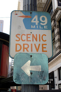 Sign - San Francisco, CA ... July 26, 2006 ... Photo by Rob Page III