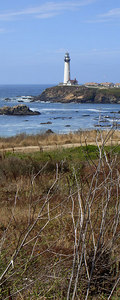 Pigeon Point Lighthouse - Half Moon Bay, CA ... July 30, 2006 ... Photo by Rob Page III