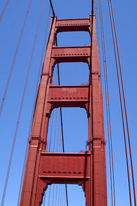 The Golden Gate Bridge - San Francisco, CA ... July 31, 2006 ... Photo by Rob Page III