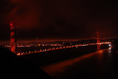 The Golden Gate Bridge - San Francisco, CA ... July 30, 2006 ... Photo by Rob Page III