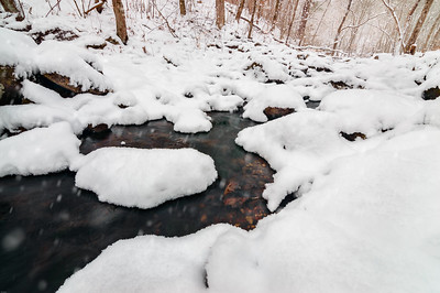 Otter Creek - Winter