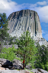 Wyoming - Devils Tower National Monument