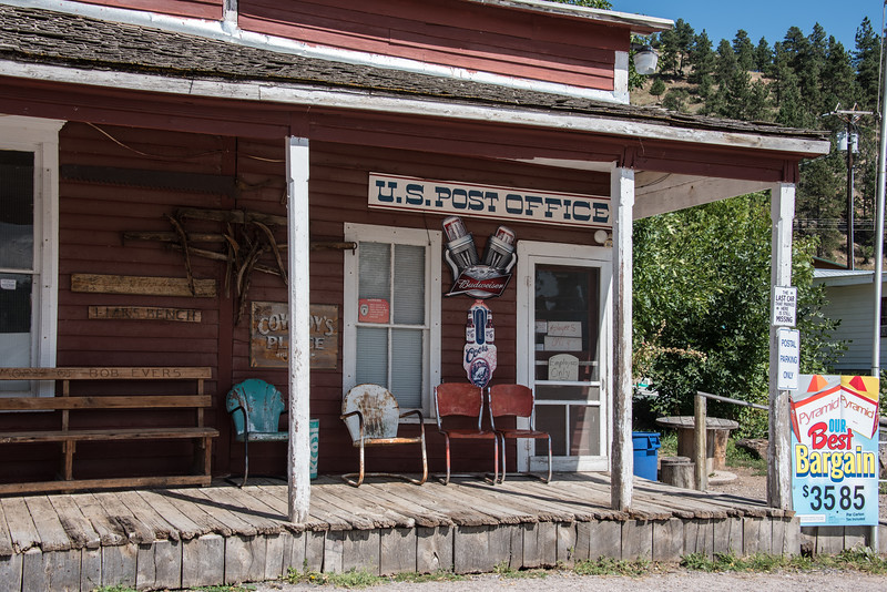 Aladdin General Store, Aladdin, Wyoming - pop. 15