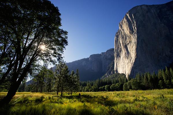Yosemite moment