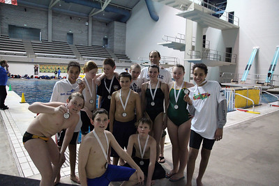 Seattle Water Polo -14s - 3rd place