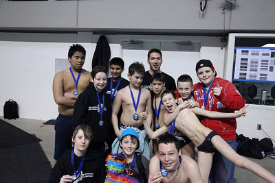 Fraser Valley - Boys 14s - 1st place