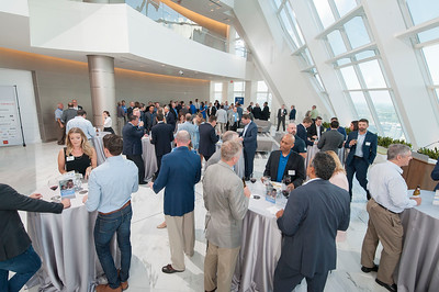 2017 hi-tech shootout Reception @ Duke Energy Tower 9-17-17 by Jon Strayhorn