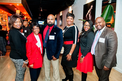 A-List United Way Holiday Social @ Sports One 12-15-16 by Jon Strayhorn