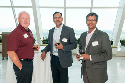 hi-tech shootout 2015 Golf Tournament Reception 8-2-15