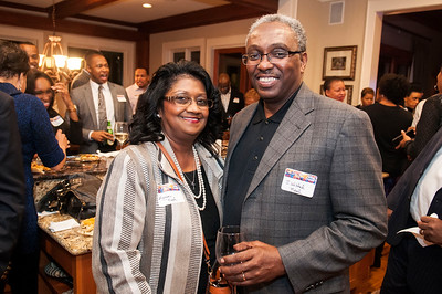 African American Engagement of The United Way Presents - Recognition of Charlotte's Newest African American Executives 11-20-15