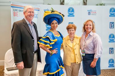 United Way Campaign Kick-Off @ Chiquita Classic 9-5-13 001