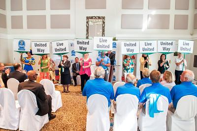 United Way Campaign Kick-Off @ Chiquita Classic 9-5-13 014