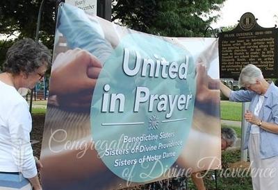 United in Prayer - Sept. 2017