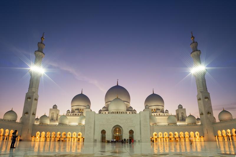 Sheikh Zayed Mosque - UAE