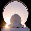 Sheikh Zayed MOsque Starburst - UAE