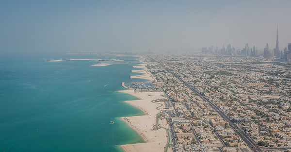 Dubai Birds Eye View